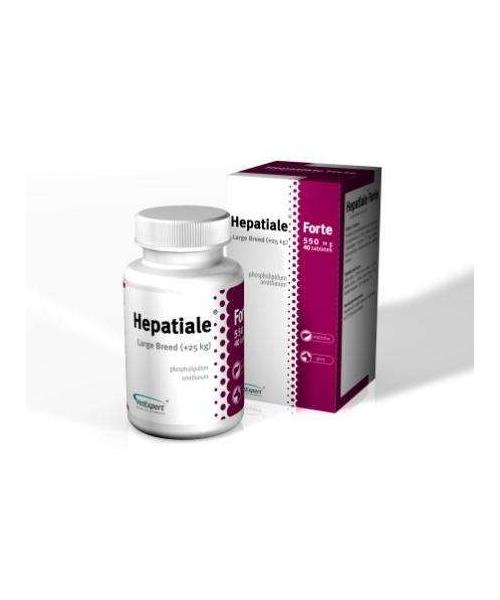 Hepatiale®Forte Large Breed, N40
